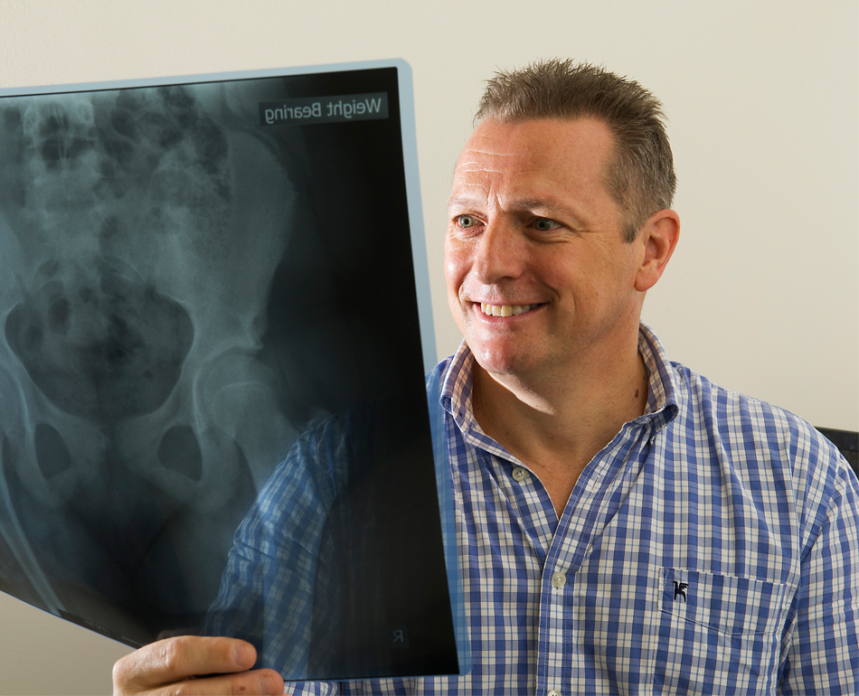 Dr. David Downs (Osteopath)