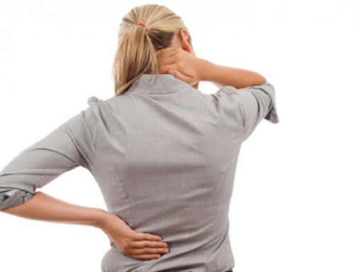 Why isn't my osteopath massaging the site of my back pain?